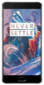OnePlus 3 (Graphite, 64 GB) | Refurbished
