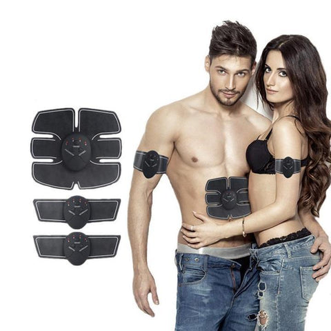 EMS Wireless Muscle Stimulator Weight Loss Body Slimming Belt Unisex