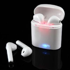AirPods Wireless Strereo Headset with Mic and charging case