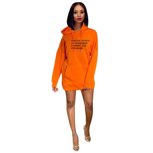 Fleece Hoodies Women Long-sleeved Casual