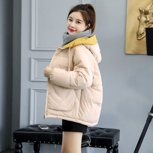Women's Cotton Padded Parka