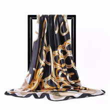 Load image into Gallery viewer, Her Goddess Silk scarf-Adore Her Sole
