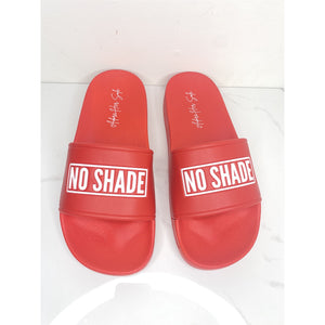 """No Shade"" Statement Slides"