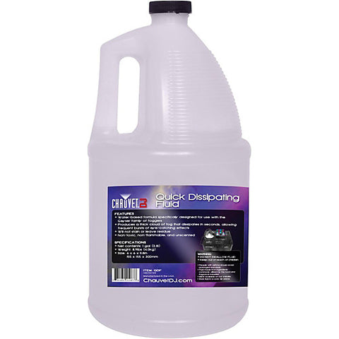 Chauvet Quick Dissipating Fog Fluid