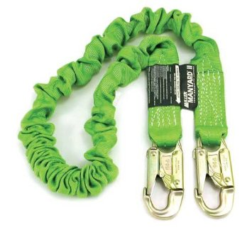 6' Energy Absorbing Lanyard