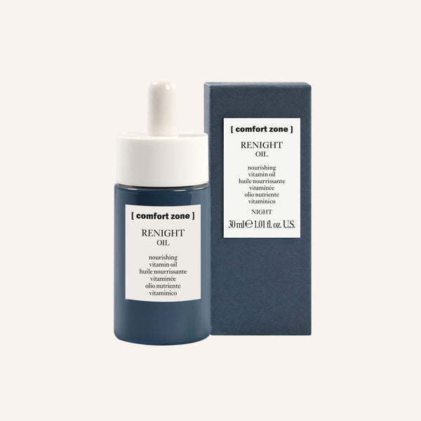 Renight Oil • Nährstoffspendendes Vitaminöl - Beauty Eco Soul • Ramona Rieso