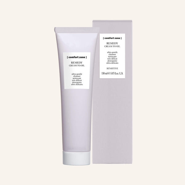 Remedy Cream to Oil • Äußerst sanftes Reinigungsöl - Beauty Eco Soul • Ramona Rieso