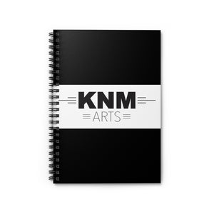 KNM Notebook - Ruled Line