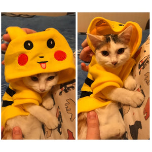 Super Cute Pikachu Costume