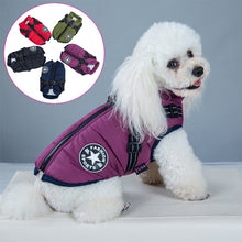 Load image into Gallery viewer, Waterproof Winter Vest for Dogs