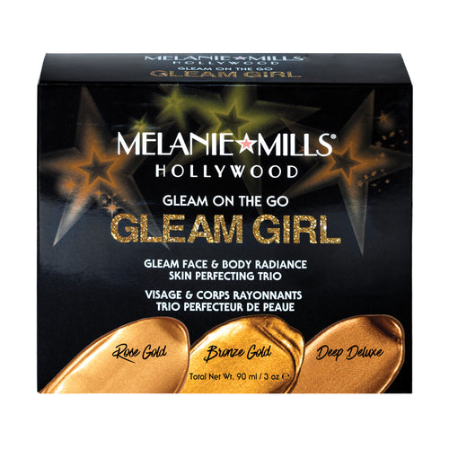 Gleam Girl Gleam On The Go Gleam Face & Body Radiance Kit