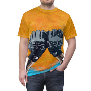 1Protect All Over Print Unisex Cut & Sew Tee