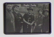 Load image into Gallery viewer, Taylor Tucky Fridge Magnet Rolling Tray