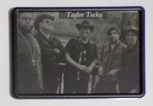Taylor Tucky Fridge Magnet Rolling Tray