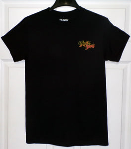 "Taylor Tucky Official ""Where There's Smoke"" Tour Tee Shirt"
