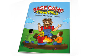 Base Camp Coloring Book