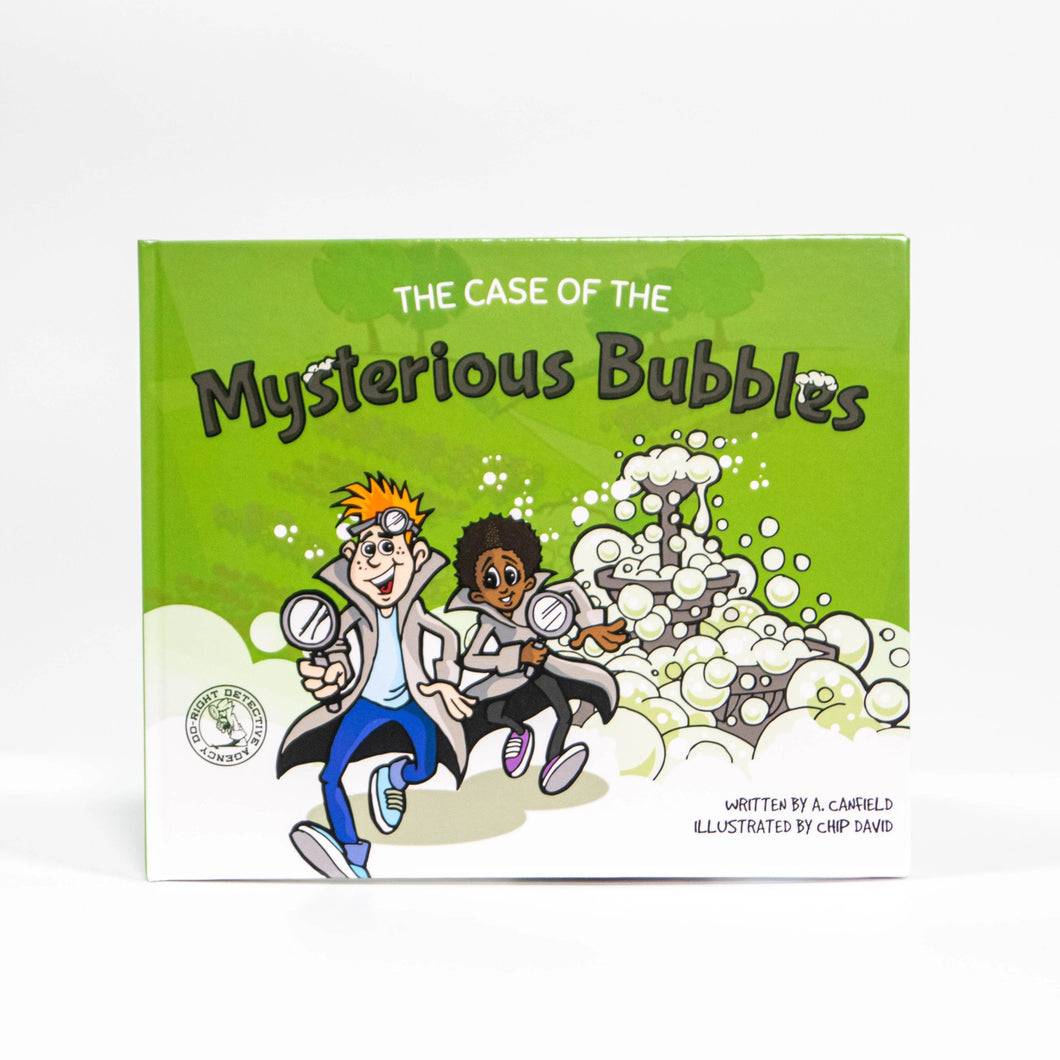 The Case of the Mysterious Bubbles