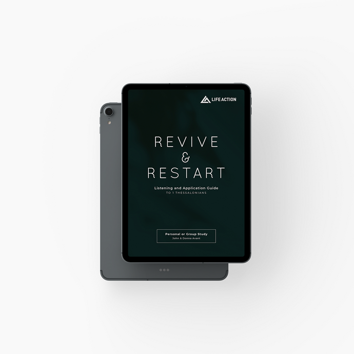 Revive & Restart Study Guide | Digital