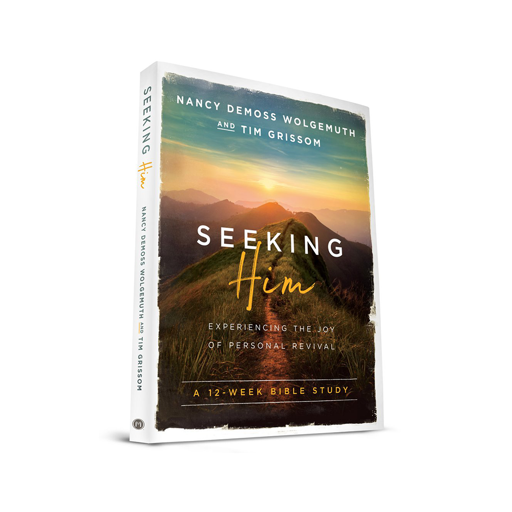 Seeking Him Workbook