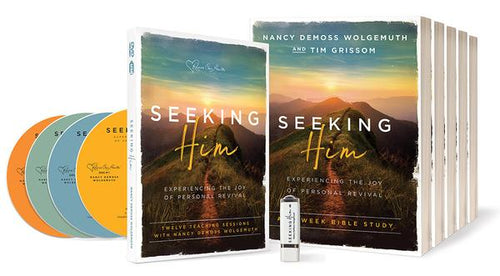 Seeking Him Women's Ministry Bundle