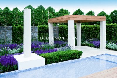 12 tips for designing your garden around your swimming pool