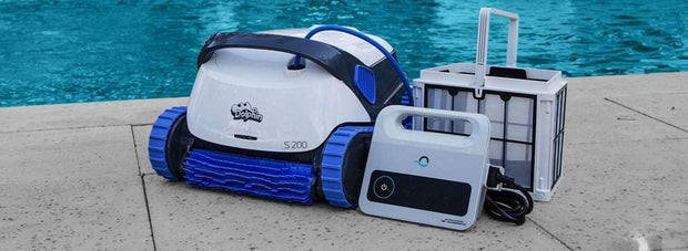 Dolphin s200 Robot Pool Cleaner