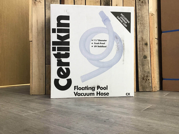 Certikin 1.5 inch (38mm) floating hose - 25 metre