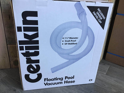 Certikin 1.5 inch (38mm) floating hose - 15 metre