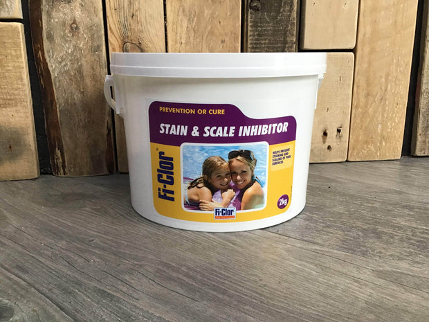 Stain & Scale Inhibitor 2kg