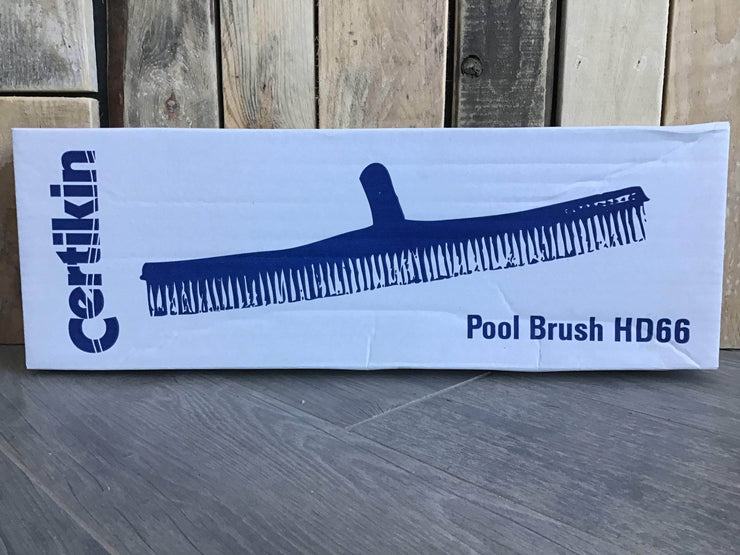 Certikin 18 inch (450mm) pool brush