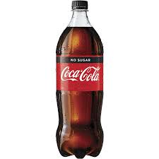 Coca Cola No Sugar 1.25 Litre