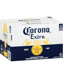 Corona Extra 355ml Stubbies CARTON