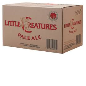 Little Creatures Pale Ale 330ml Stubbies CARTON