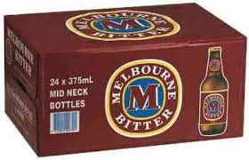 Melbourne Bitter 375ml Stubbies CARTON