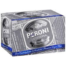 Peroni Leggera 330ml Stubbies CARTON