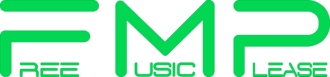 free music please logo royalty free music for creators