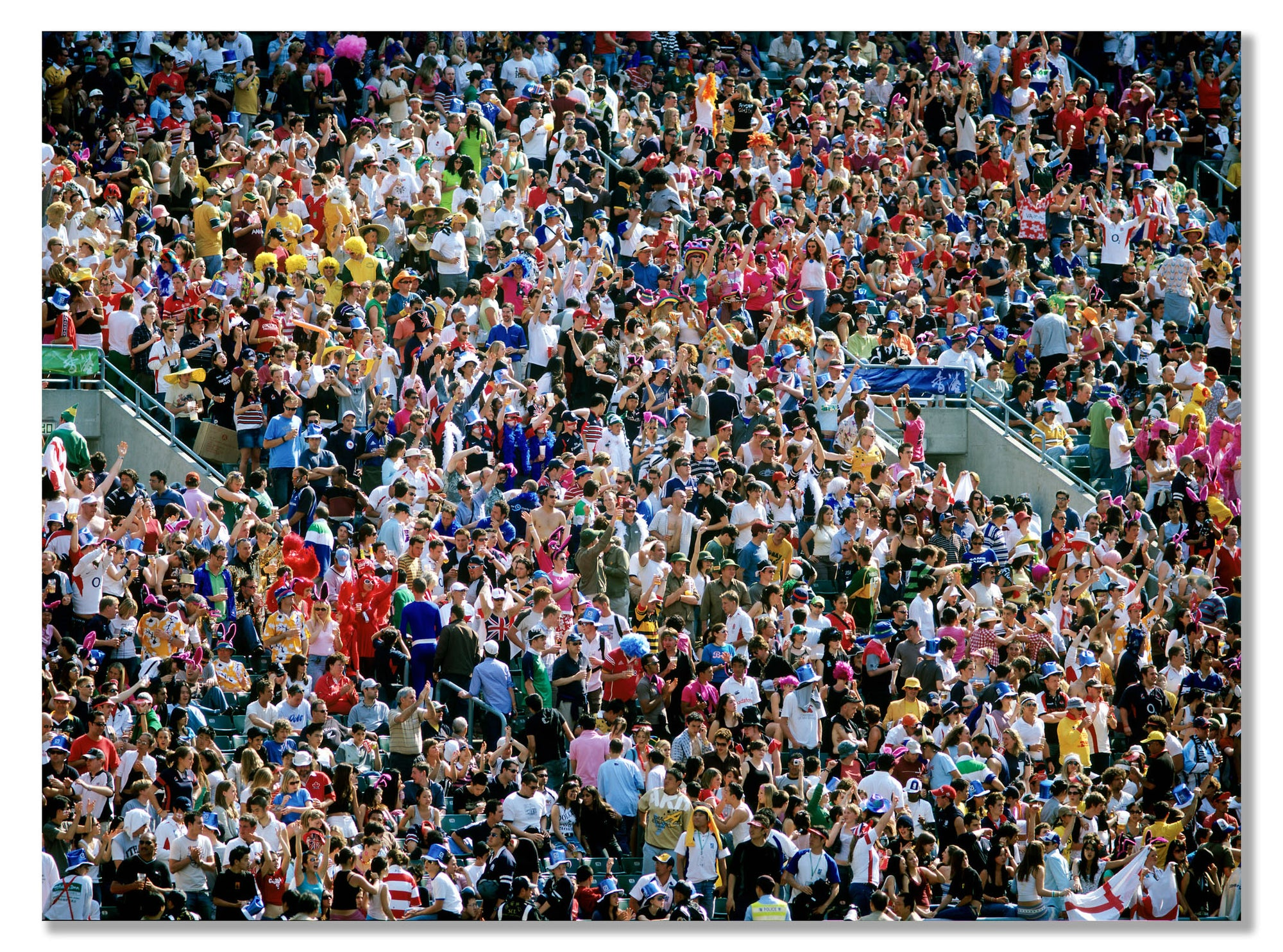 South Stand, Hong Kong Sevens