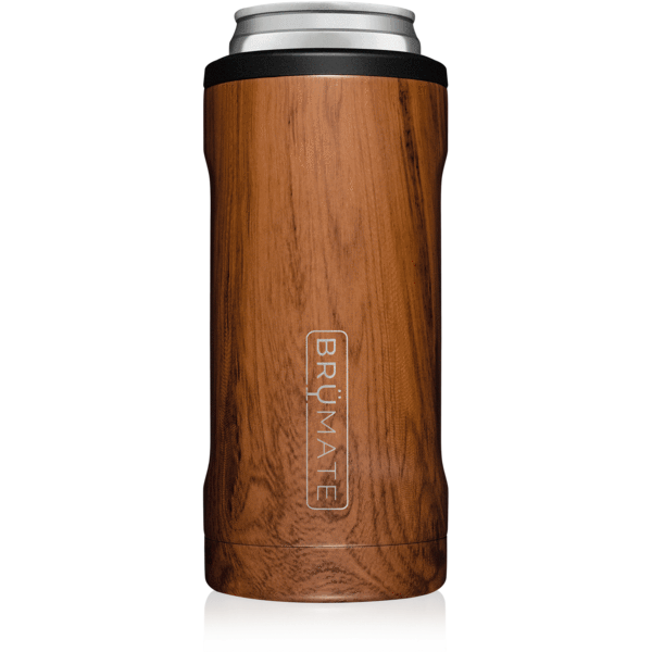 Brumate Slim Can Holder- Walnut