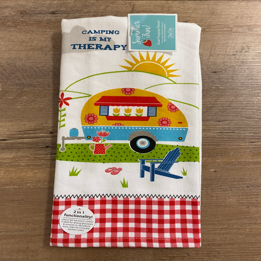Kitchen Towel- Camper