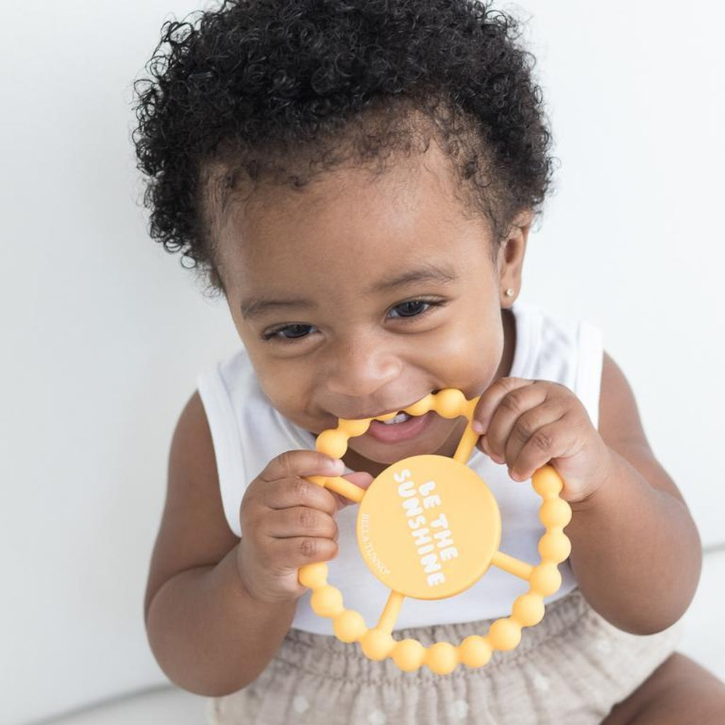 Bella Tunno Teether - Sunshine