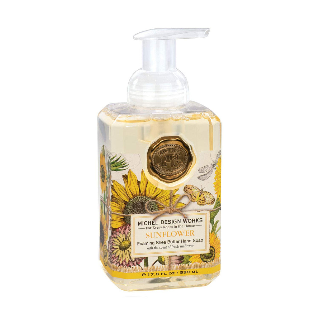 Michel- Sunflower Foaming Hand Soap