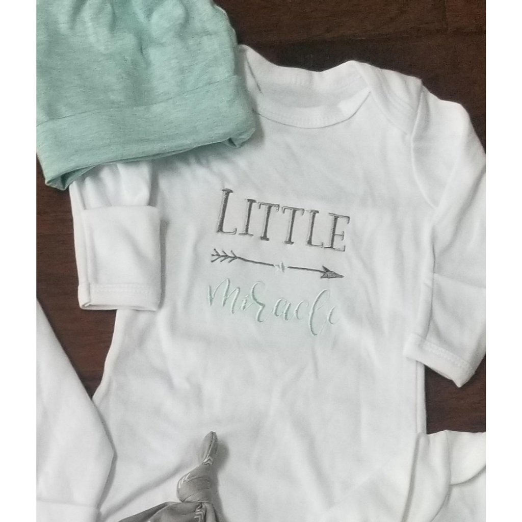 Love Bug Baby Gowns- Little Miracle