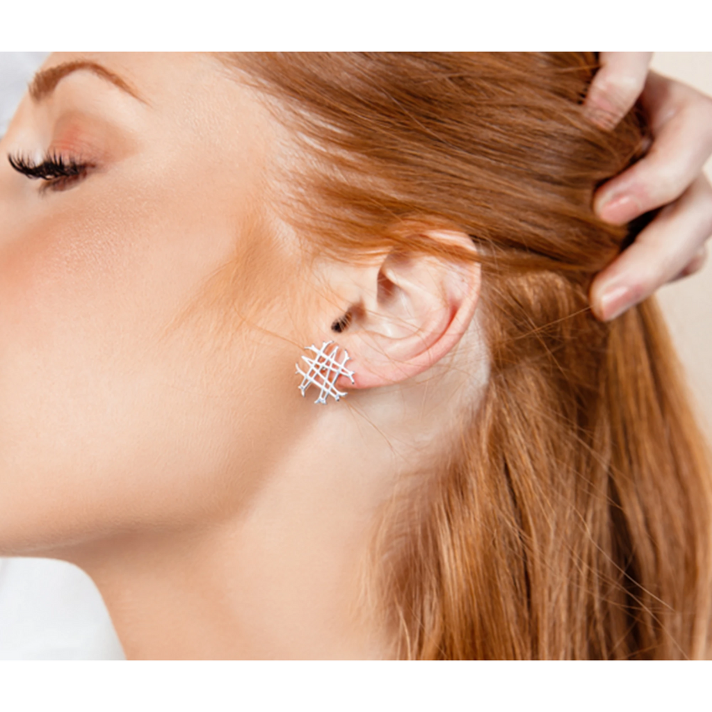 Natalie Wood Designs - Logo Stud Earrings