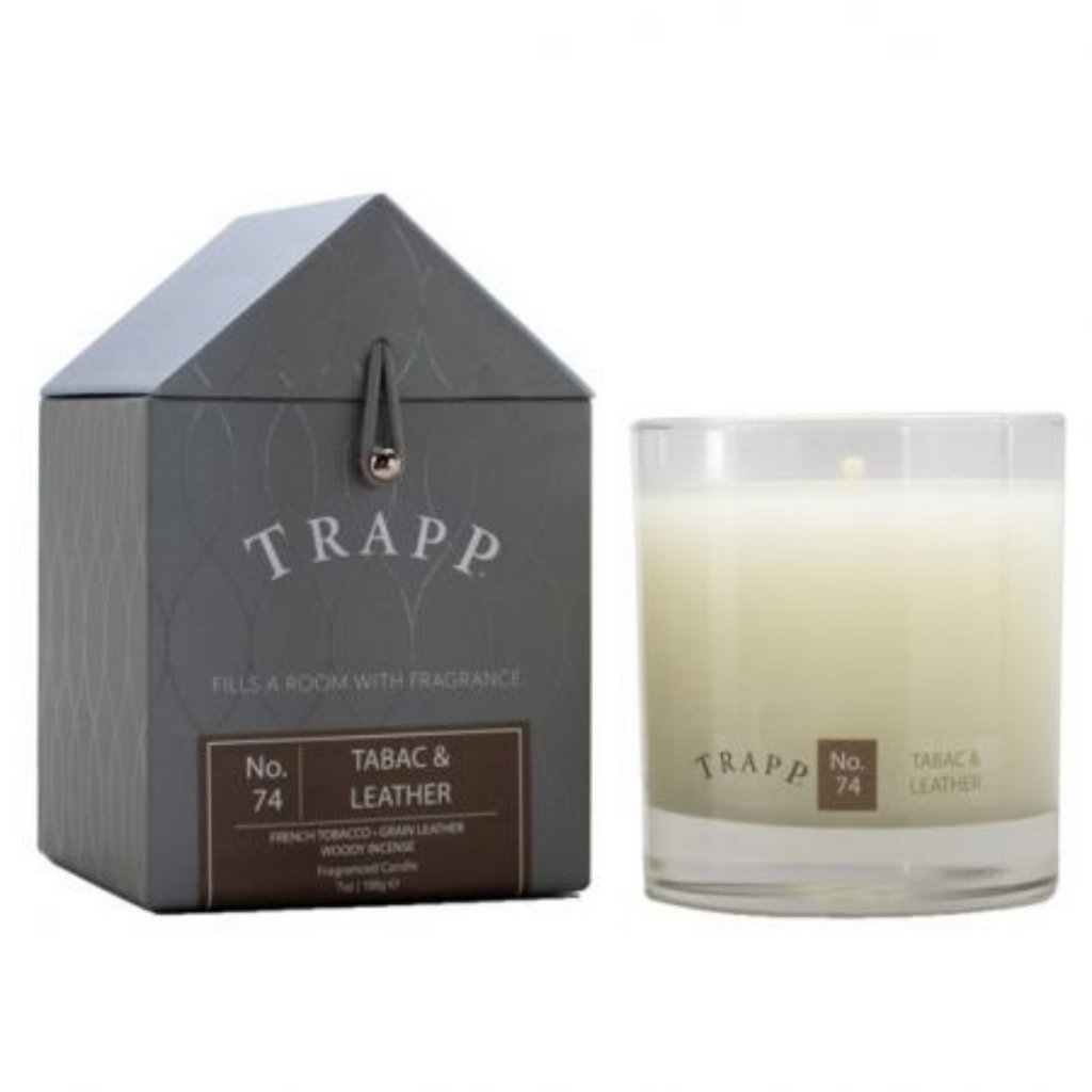 Trapp Signature Candle - Tabac & Leather