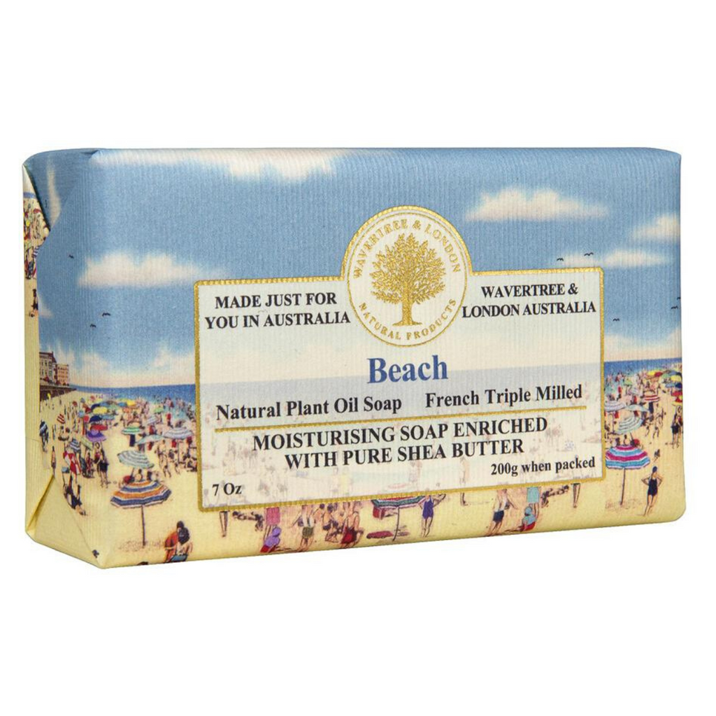 Wavertree & London Beach Bar Soap