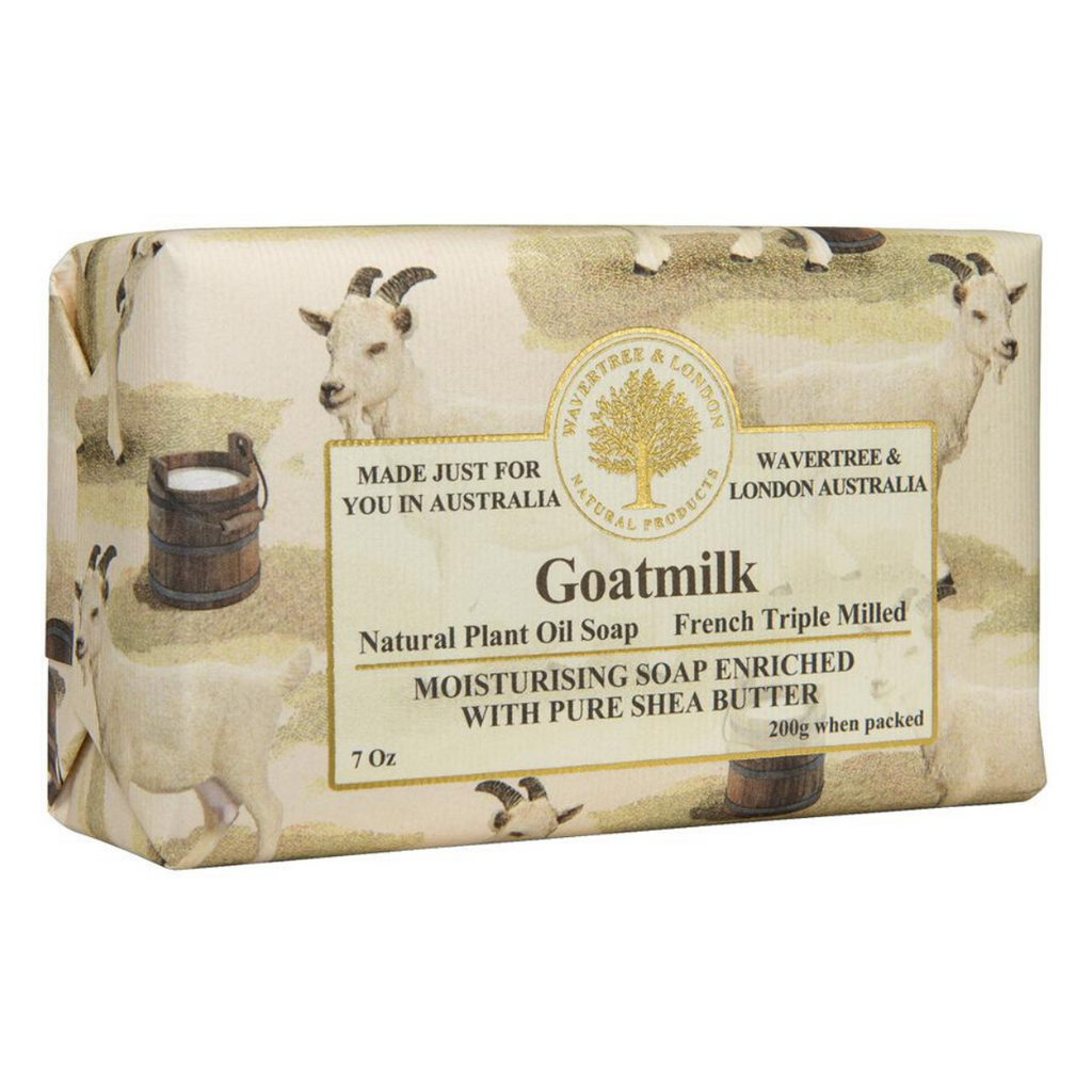 Wavertree & London Goatmilk Bar Soap