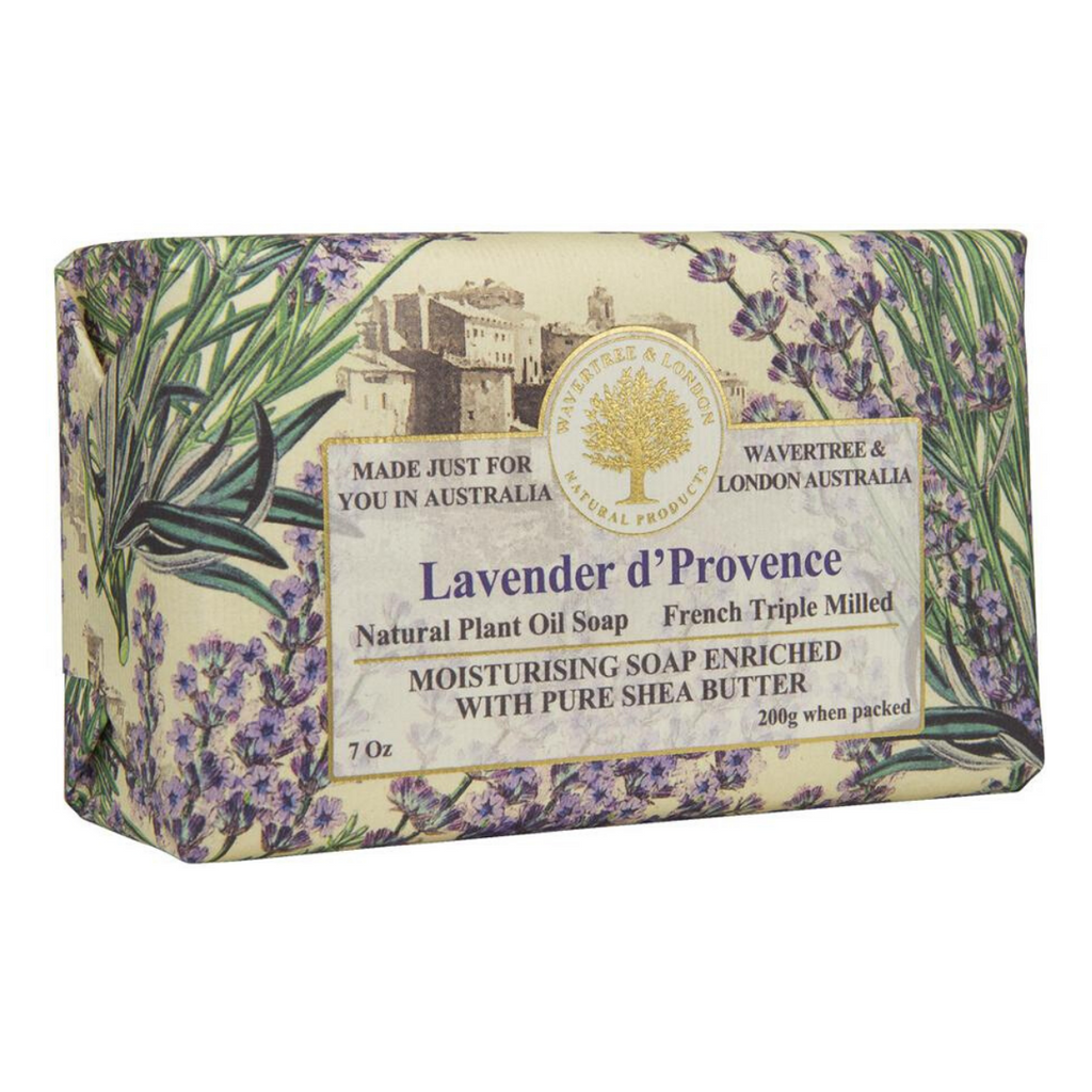 Wavertree & London Lavender D'Provence Bar Soap