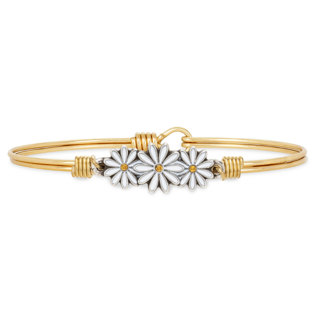 Luca+Danni- Daisy Bangle Bracelet