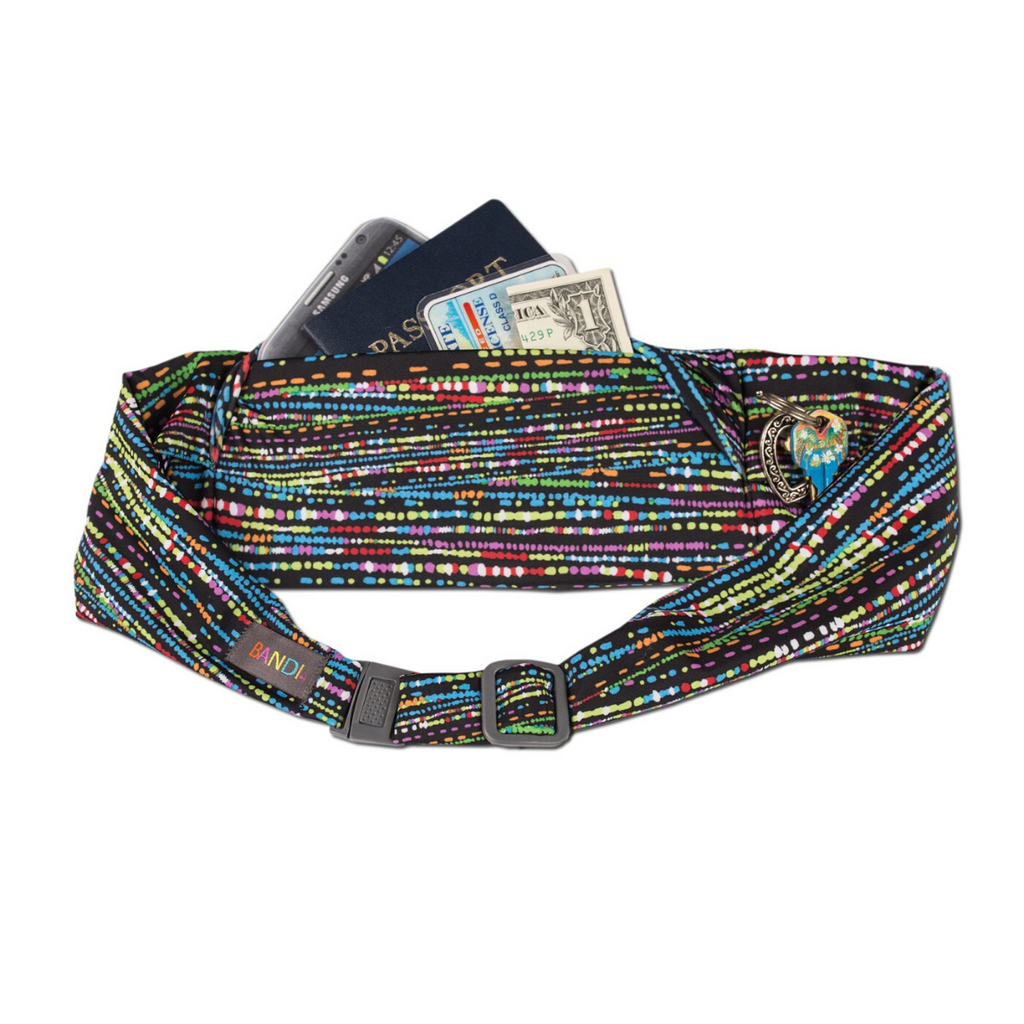 Bandi Pocket Belt- Confetti