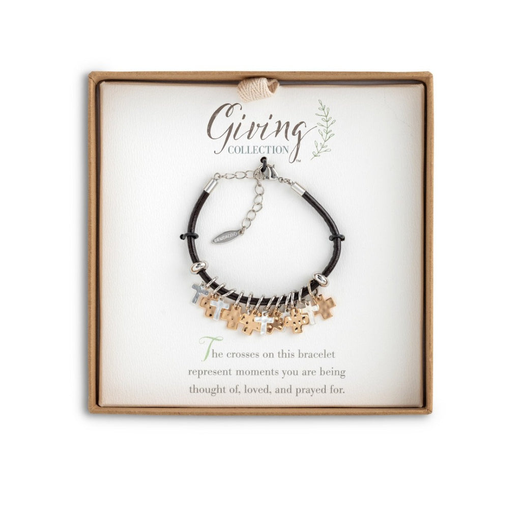Giving Collection Bracelet- Cross